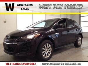 2011 Mazda CX-7 GS| LEATHER| SUNROOF| BLUETOOTH| 91,040KMS