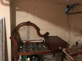 Original telephone table &seat