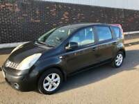 Nissan Note Se Service History Black Metallic Comes with New MOT
