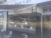 Cafe for sale- Reduced too 43500k