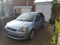 Ford Fiesta 1225cc 56 Plate 62000 miles 6 months MOT £925 OVNO