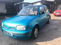 NISSAN MICRA PASSION 1.0 BLUE NATIONWIDE DELIVERY EXCELLENT RUNNER ***BARGAIN****