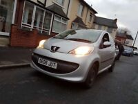 Pegeout 107 Urban 12V 1.0 5DR - CHEAP £1100 ( PART EX AVAILABLE)