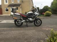 BMW r1200gs Adventure ideals swap for a van or sell