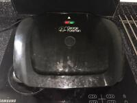 Large George foreman grill