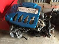 Renault Clio 182 Engine and Gearbox