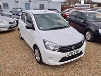 Suzuki Celerio 1.0 Dualjet SZ3 Hatchback 5dr Petrol Manual, 1 FORMER KEEPER. ZERO TAX FOR YEAR