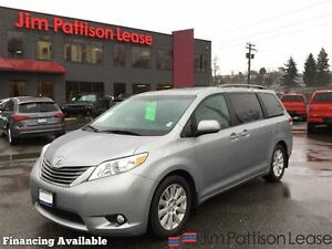 2014 Toyota Sienna XLE  local/no accidents