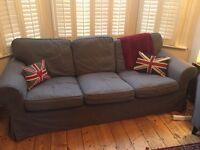***Gorgeous 3 Seater Ikea Sofa***