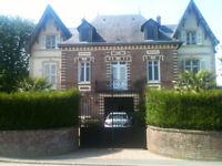 For Sale Little Castle in the region of Normandy – SAINT-RIQUIER-ES-PLAINS City (FRANCE)