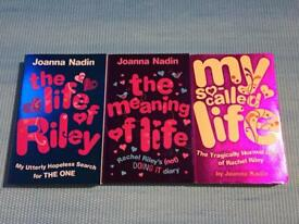 Set of the life of Riley books
