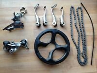 Bike Parts Set