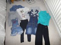 Girls Clothes Bundle Aged 4-5 years Very good Condition