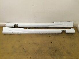 Ford Fiesta side skirts (breaking, doors, boot lid, bumper, lights and more