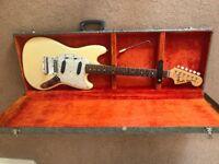 Vintage Fender Mustang 1973 USA