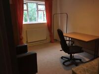 Double room with PERSONAL LOCK(furnished)near the Salford University £365/month,all bills included