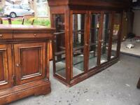 Beautiful cabinet and a set of table and chairs