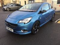 2016 vauxhall Corsa LIMITED EDITION only 4000miles