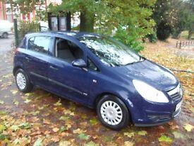 Vauxhall Corsa 1.2 i 16v Life 5dr£2,499 CHEAP INSURE & TAX + LOW MILES 2008 (57 reg), Hatchback
