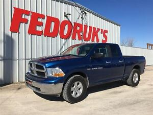 2011 Ram 1500 SLT Package Professionally Serviced and Detailed