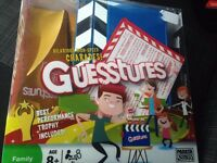 Guesstures Speed Charades Game