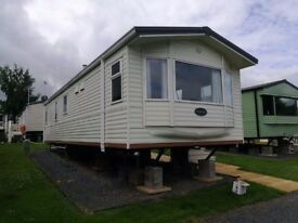 great condition caravan on quiet herefordshire park
