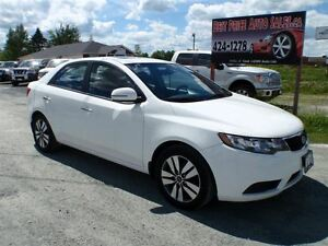 2013 Kia Forte SUNROOF!! EX!! CERTIFIED!!!