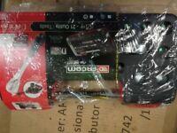 3 facom socket sets for sale 1/2 3/8 1/4