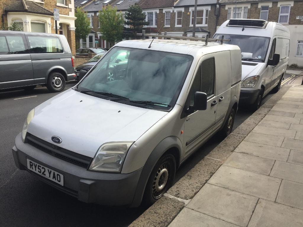Ford transit connect 1 8 diesel 2002 long mot