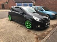 2008 Vauxhall Corsa VXR Stage 2 lots of extras