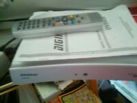 Freeview digi box