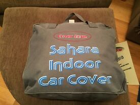 Cover-Zone Sahara indoor car cover for a Fiesta size car