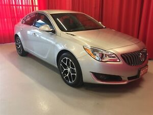 2017 Buick Regal Sport Touring Leather