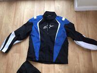Mens Gortex Moto GP Motorcycle Jacket - XXL