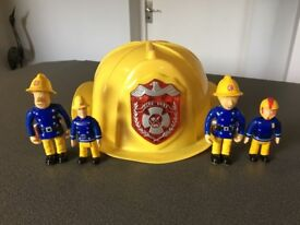 Fireman Sam toy bundle