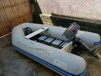 2.6 metre dinghy/tender
