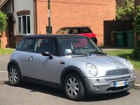 LHD Mini One 1.6i Left hand drive Low miles