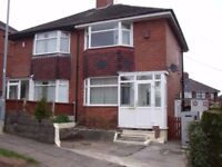 NO FEES!!! Penkhull. 2 bed semi, garden, driveway, upstairs bathroom