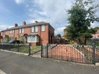 3 Bed semi detached house - with parking - Walker
