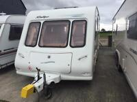 2002 compass rallye fixed bed with motor mover