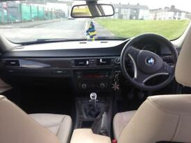 BMW 3 Series 320d, 184 bhp 2011 61 REG Exclusive 4 dr