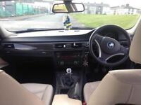 BMW 3 Series 320d, 184 bhp 2011 61 REG Exclusive 4 dr