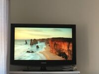 Samsung lcd 36 inch free view excellent condition