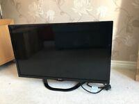 LG 32inch Smart TV look like new