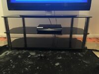 Glass Tv Stand..