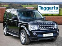 Land Rover Discovery SDV6 SE TECH (black) 2014-12-02