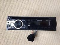 Pioneer radio cd wma MP3 head unit