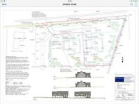 Building plots for sale near Kennethmont.