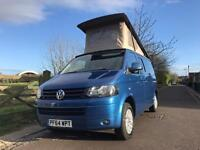 VW T5 Highline Camper with AIR CON