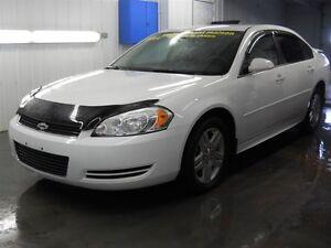 2011 Chevrolet Impala LT , FINANCEMENT MAISON AUCUN CAS REFUSÉ,B